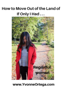 Regretful woman